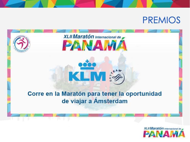 Patrocinador Oficial KLM