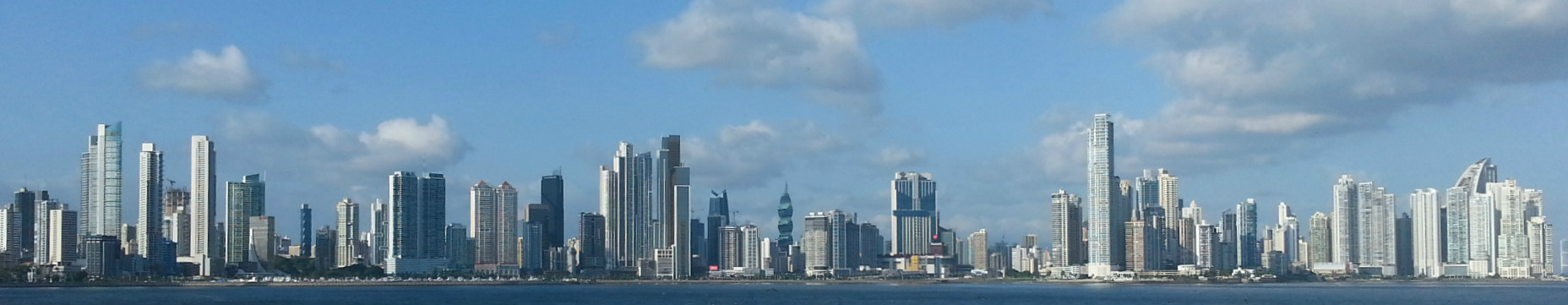 Panama City Skyline 2015