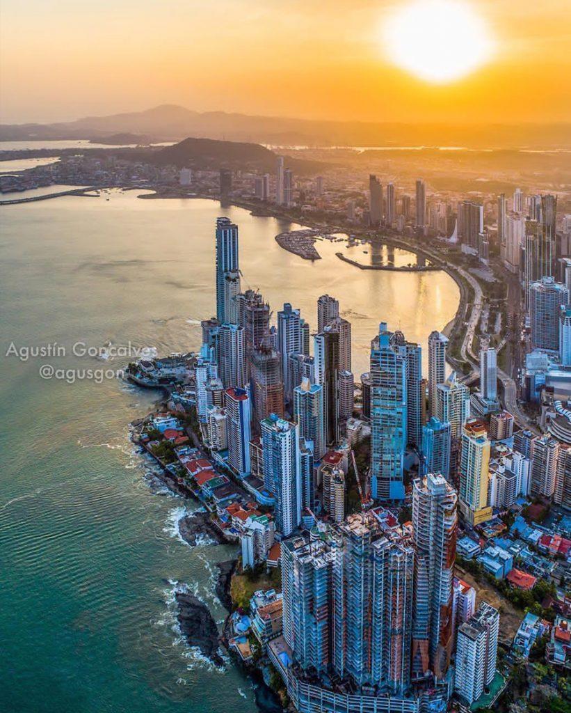Ciudad de Panamá de día